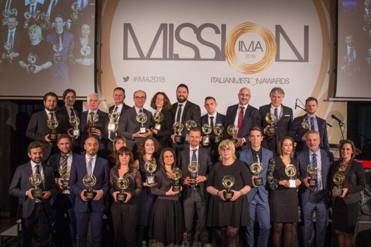 ItalianMissionAward 2018 prizegiving