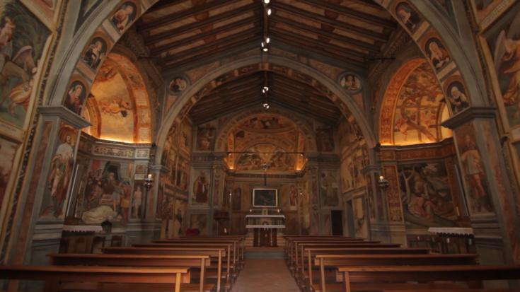 Chiesa di San Bernardino a Lallio