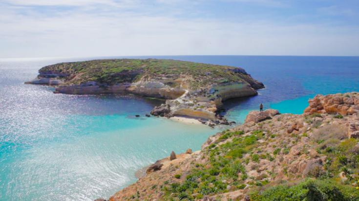 Lampedusa app